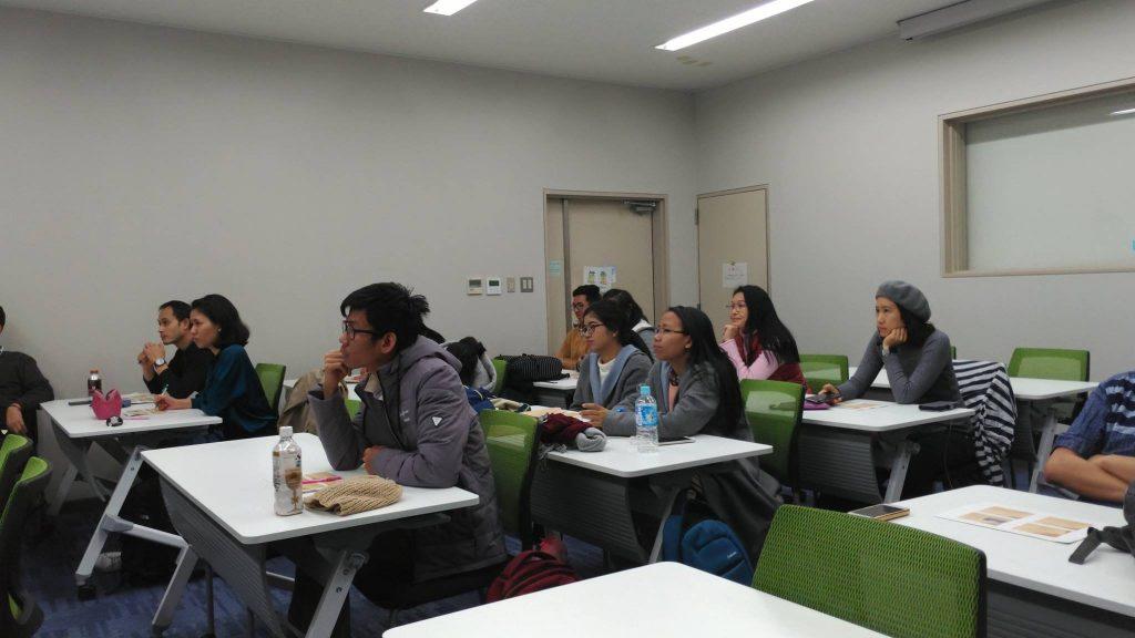 November & December 2018: PEACE Social Entrepreneurship Seminars | PEACE